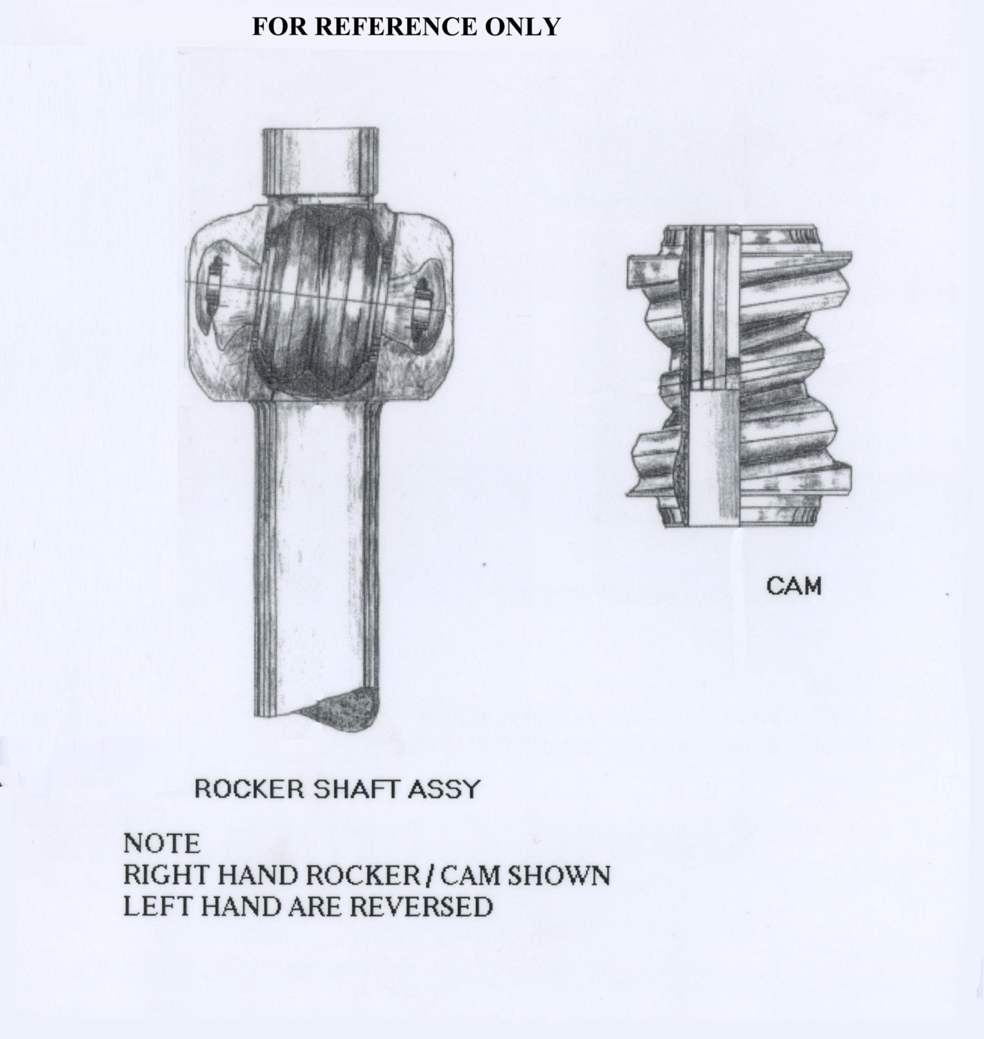 Technical Diagrams - MARLES Steering Box
