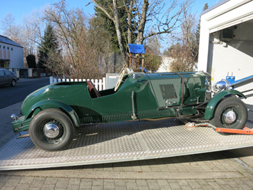 PB 1934 Railton Germany