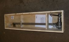 1952 Allard J2X steering box for customer in Florida.
