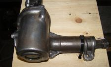 Rebuilt 1948 OPEL steering box