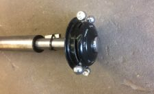 DERBY BENTLEY controls fitted to a brand new MARLES replacement steering box